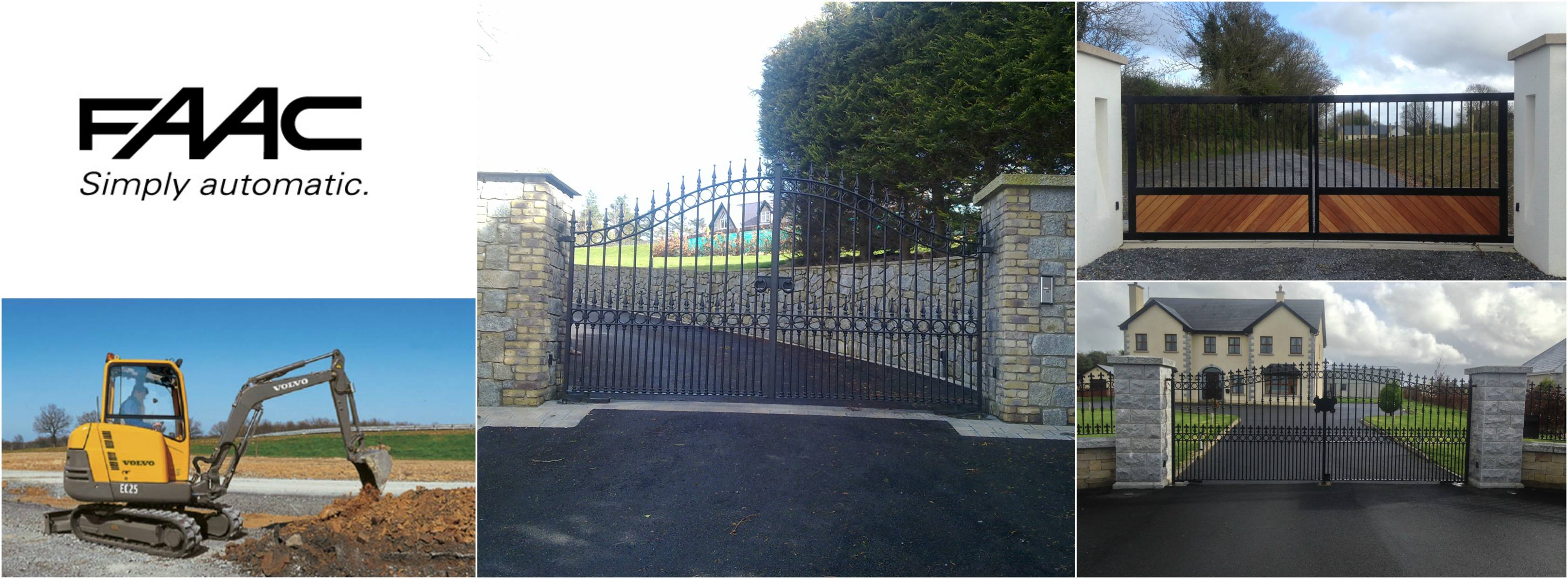 Electrical Gates Contractors Kildare and Dublin