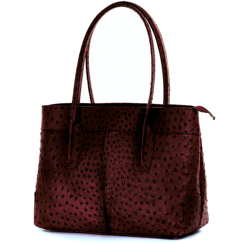 Clivedon Shoulder Bag in Chocolate Brown