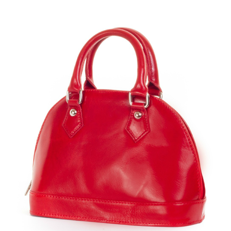 Burford Small Bowling Bag in Red