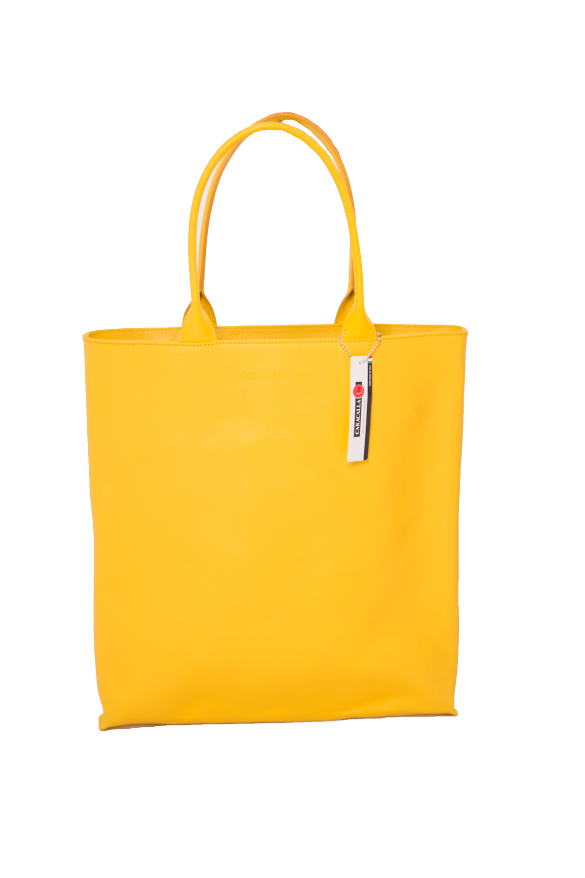 Modena Tote by Caracalla in Yellow