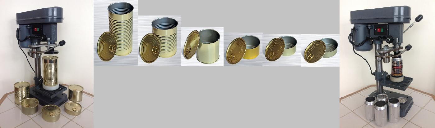 Sample Can with Ring-pull Lid