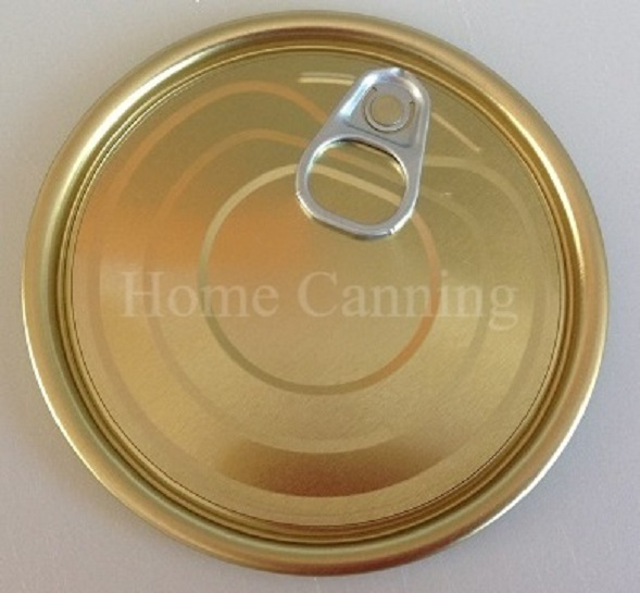99mm Ring pull Lids