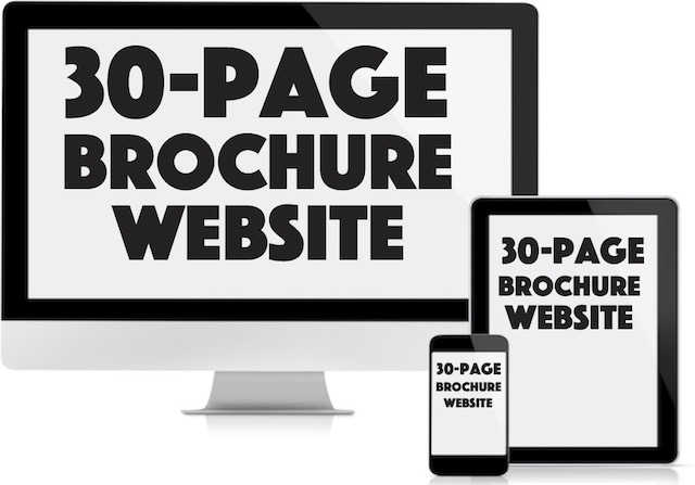 Responsive secure websites from Great Value Websites