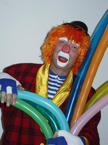 Clown Sam