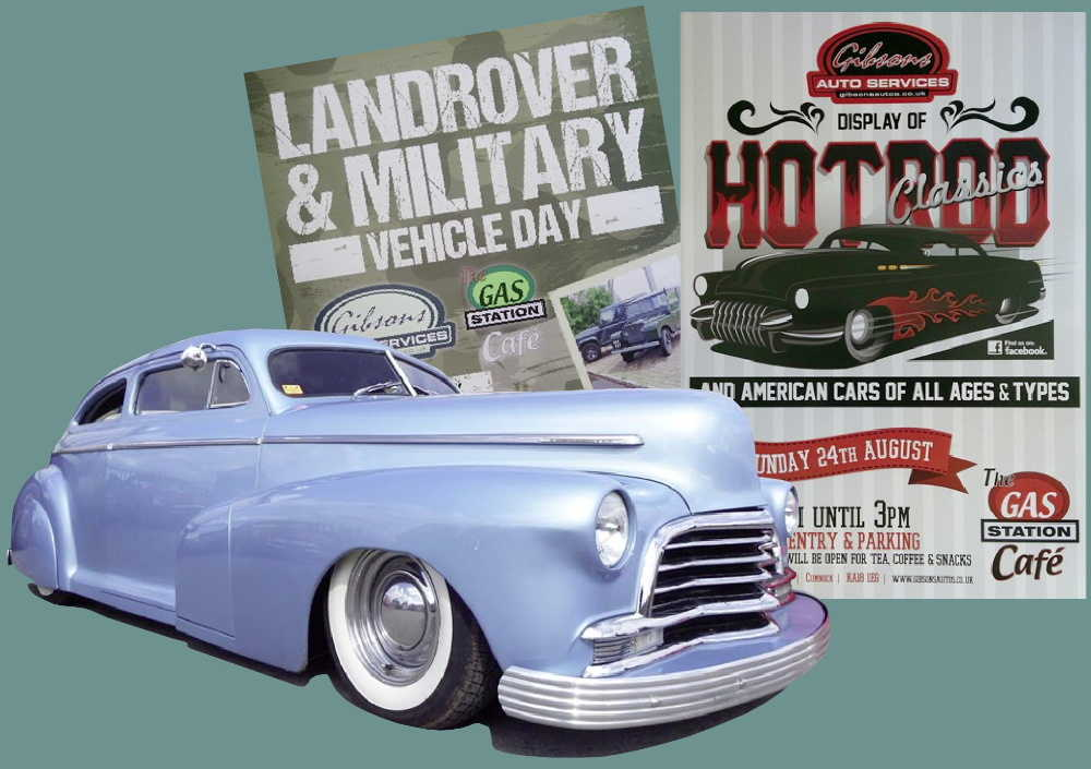 Gibsons Auto Services Events