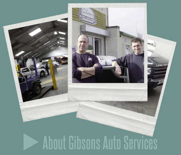 About Gibsons Auto Parts Cumnock Ayrshire