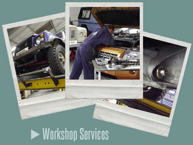 Gibsons Auto Services Cumnock Ayrshire workshop services