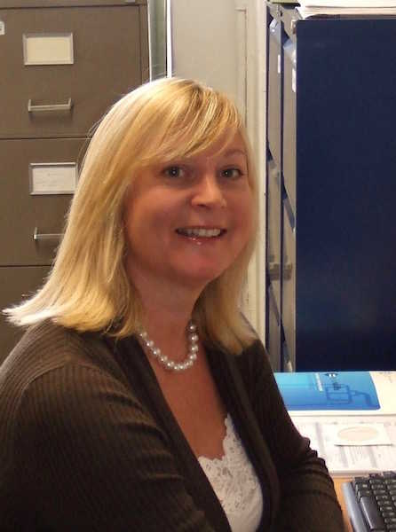 Jackie Williams, Manager, The IT Centre Castle Douglas