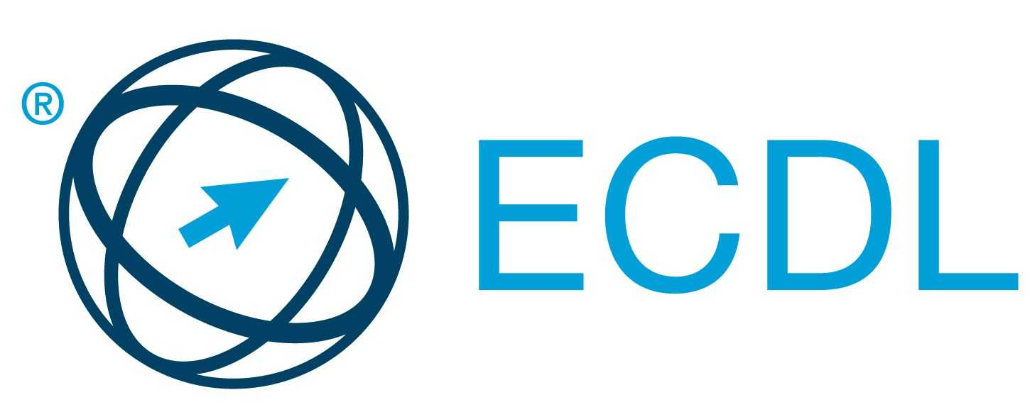 The ECDL logo - European Computer Driving Licence