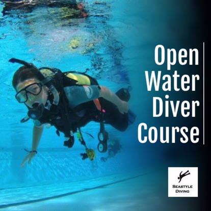 Learn to scuba dive with Seastyle Diving