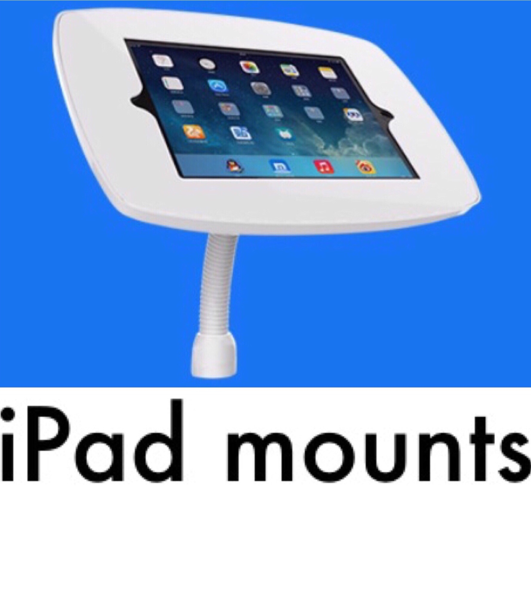iPad PoS & stands
