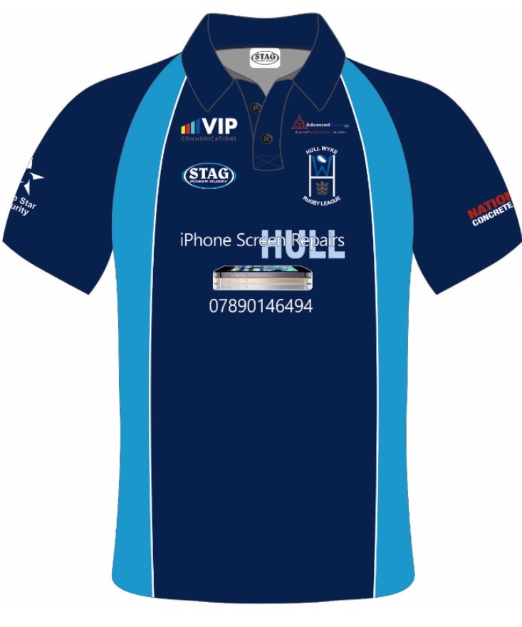 Proud sponsors of Hull Wyke Rugby Club