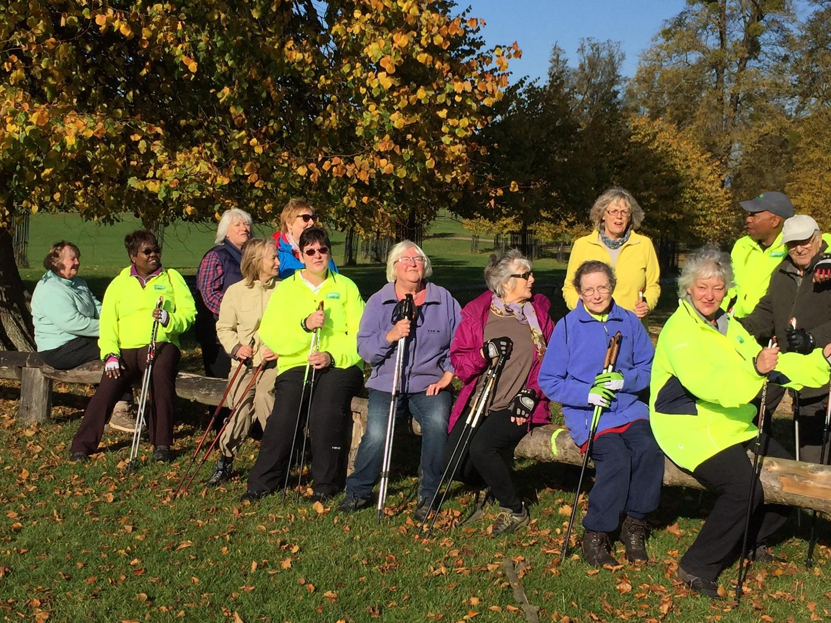 Wellbeing Walk at Burghley House