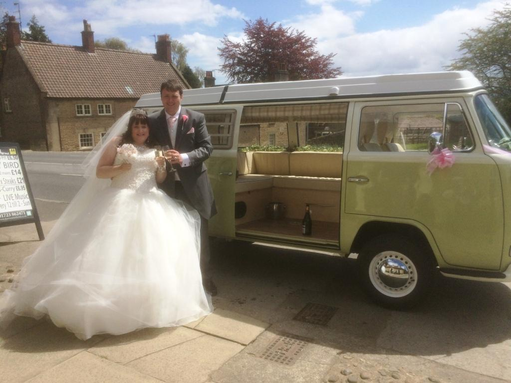 wedding car darlington