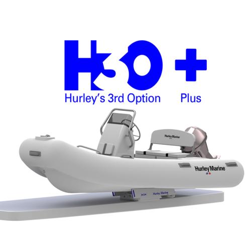 Hurley Marine H3O Boat Davits on
