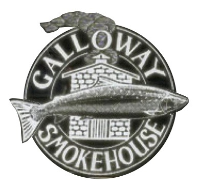 Our salmon, seafood and game is sourced from Galloway Smokehouse
