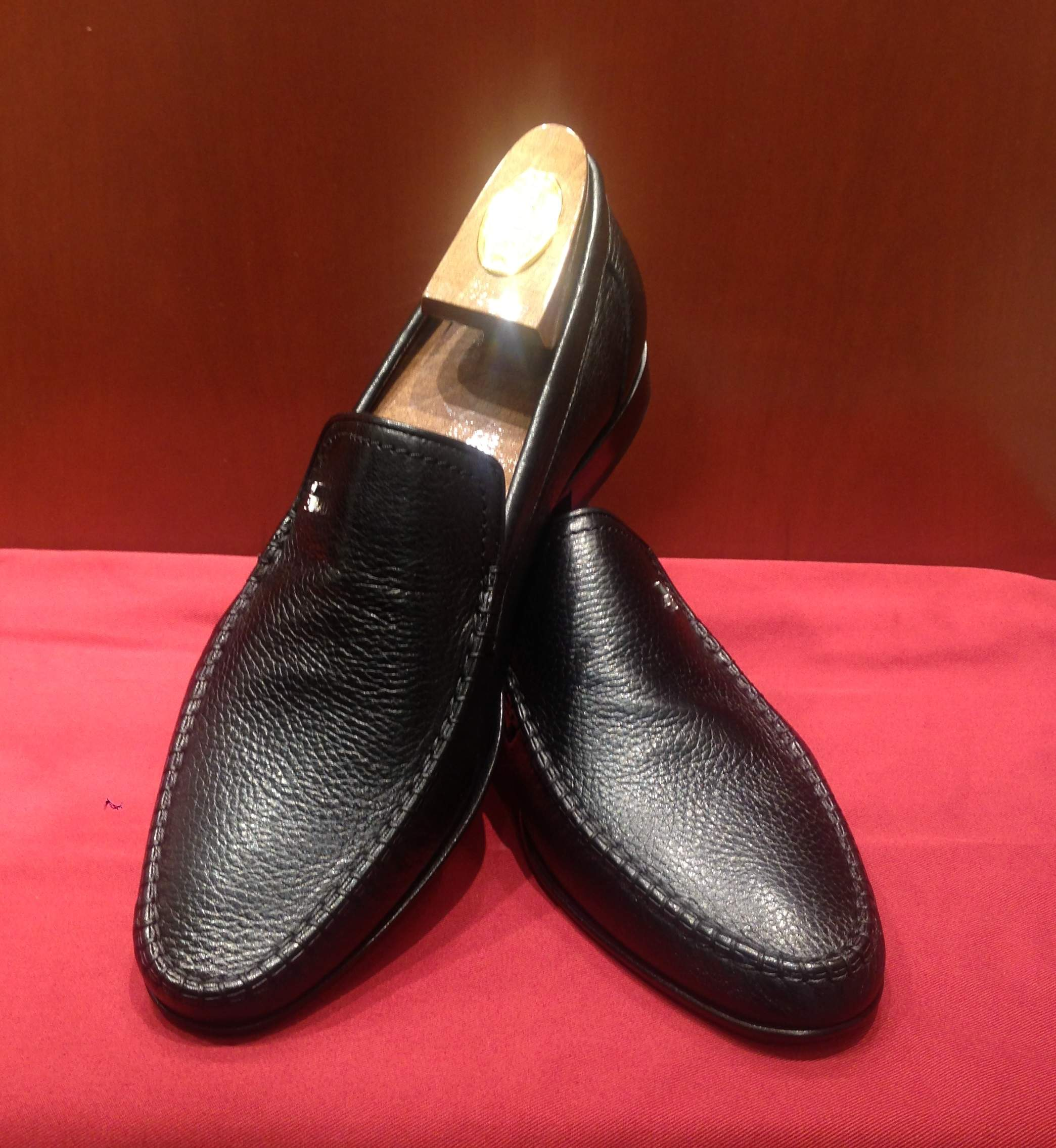 Loafer Model 624 Black