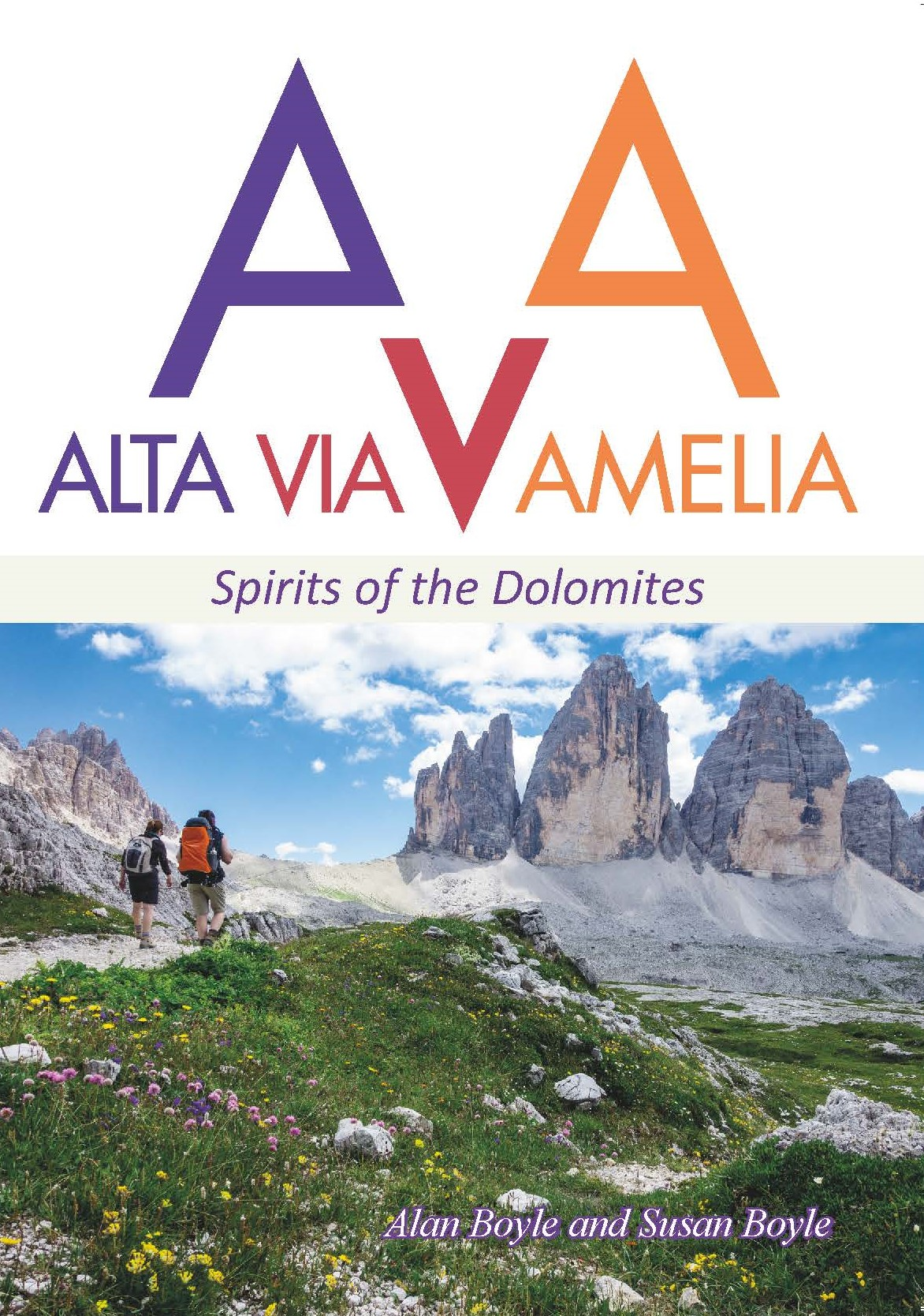 ALTA VIA AMELIA Spirits of the Dolomites