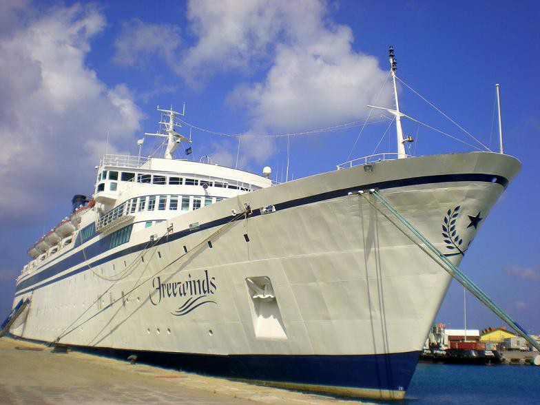 L. Ron's ship_Freewinds