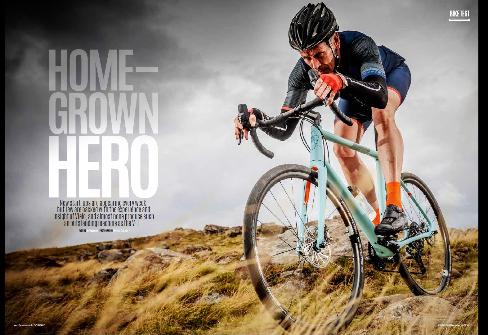 Review: Home Grown Hero - Cycling Plus Magazine