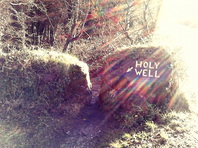 Lomanagh Holy Well, Kenmare Co. Kerry