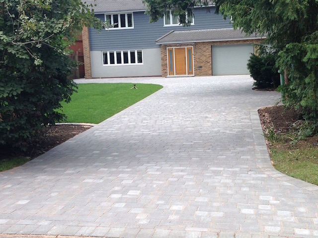 Driveways West Byfleet Surrey
