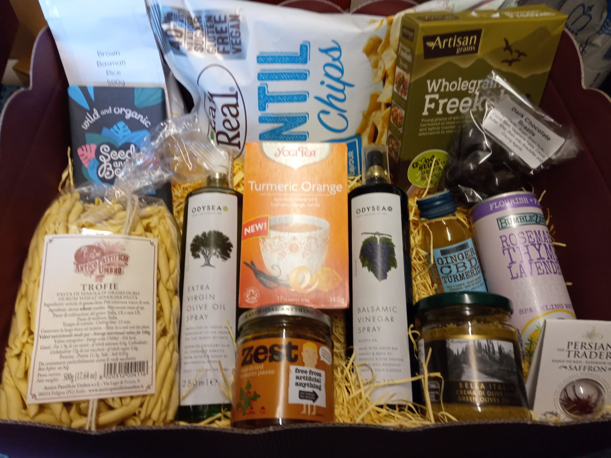 Good Food Hamper