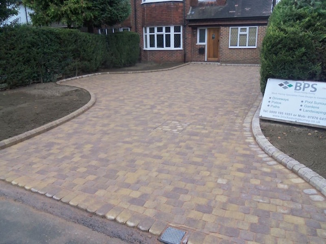 Block Paving Surrey Walton-on-Thames