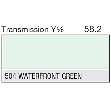 Lee 504 Waterfront Green Roll