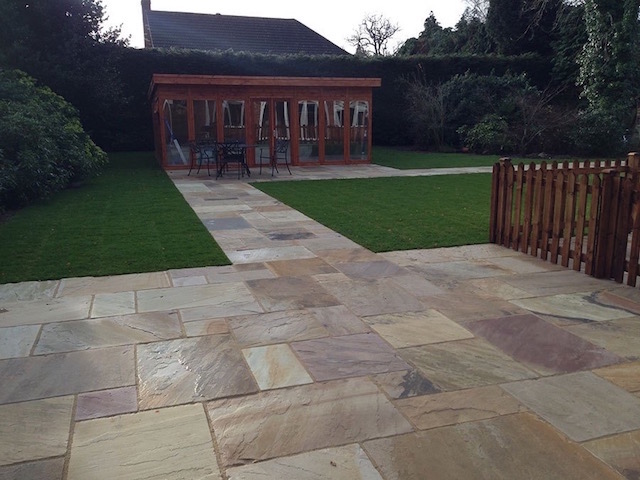 Landscaping companies West Byfleet