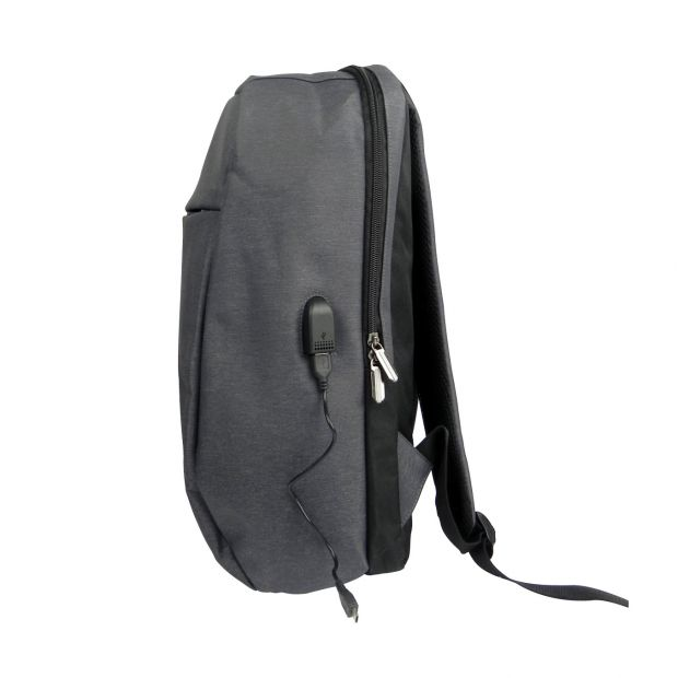 BACK PACK PORTA LAPTOP PELE