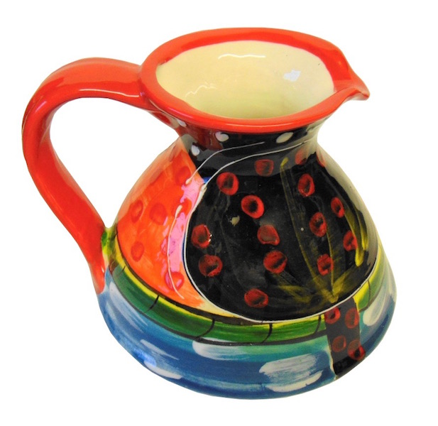 Picasso Flat Based Jug
