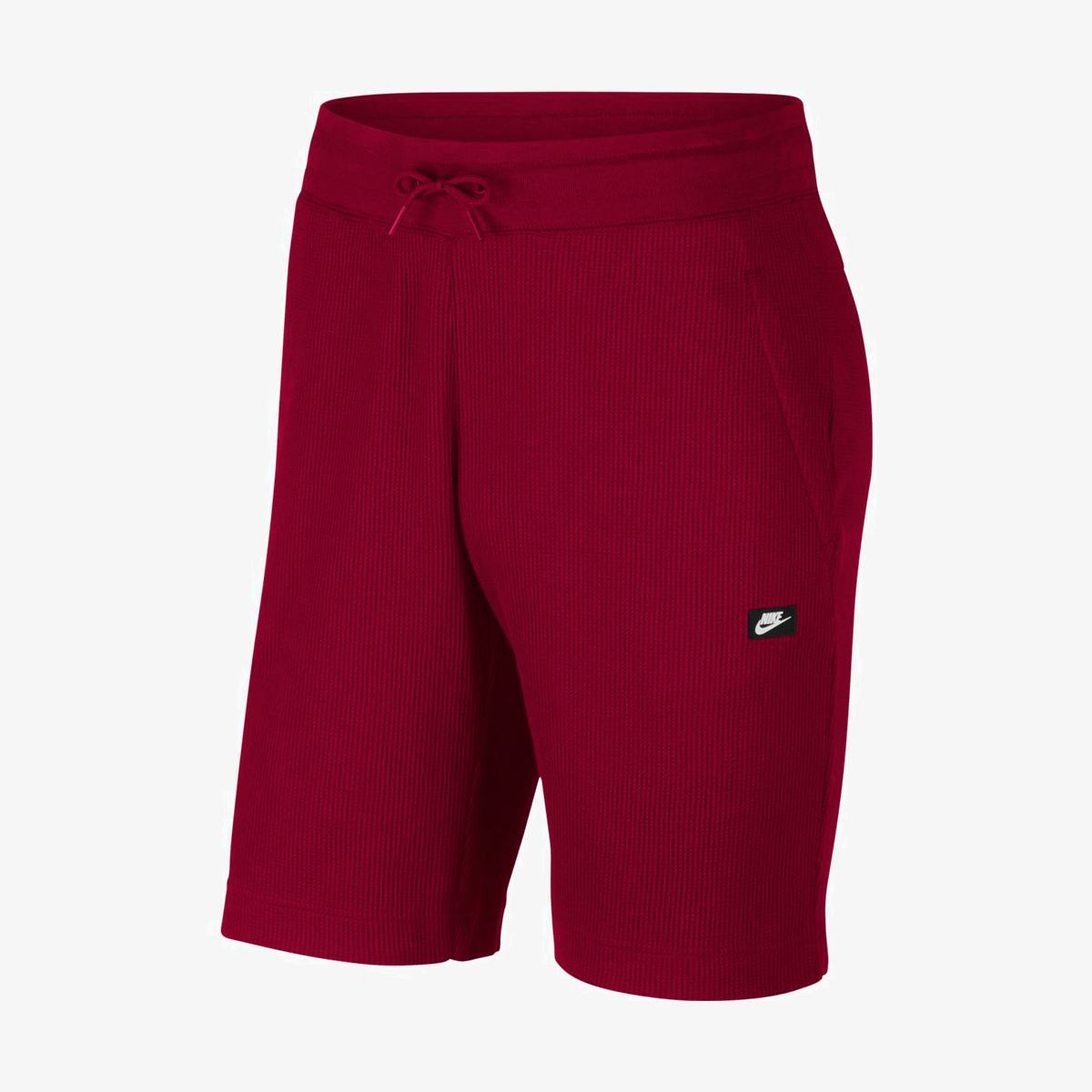 Nike NSW Waffle Short Team Red-White