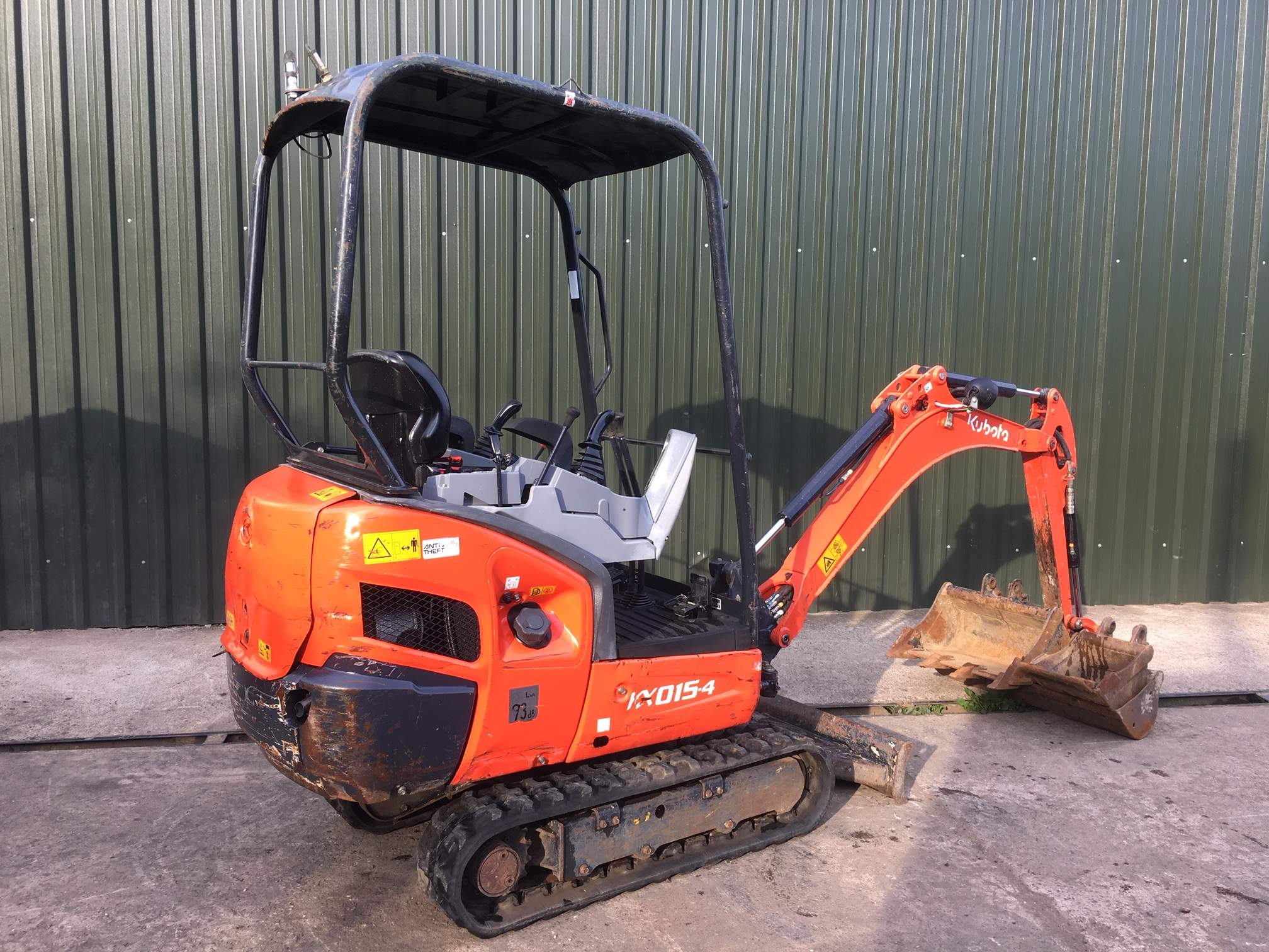 Used mini diggers for sale