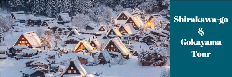 Shirakawago and gokayama