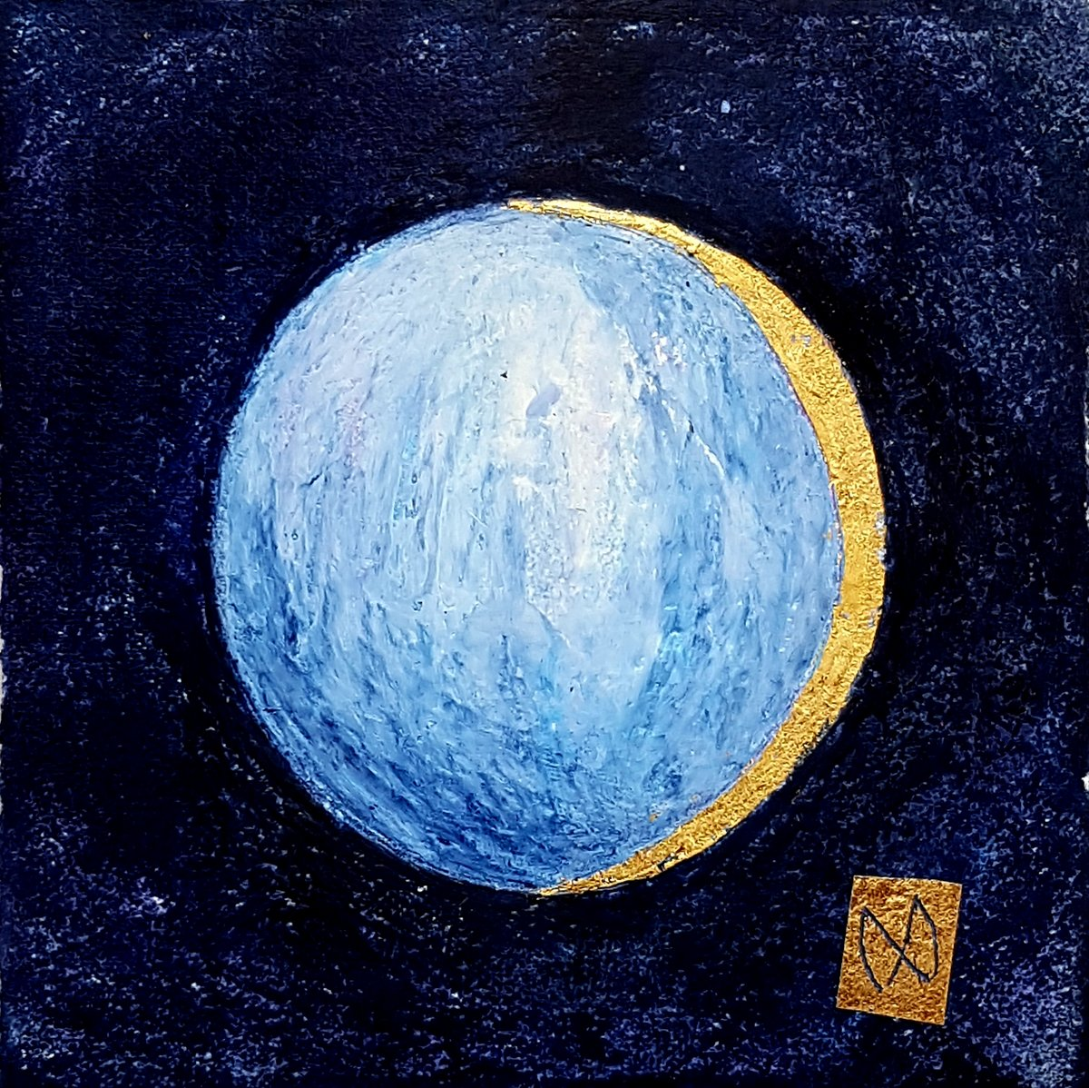 The Moon, lunar eclipse, Earth's shadow, brightness, darkness, light blue white