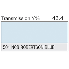 Lee 501 New Colour Blue (Robertson Blue)