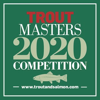 Troutmasters 2018 Competition logo
