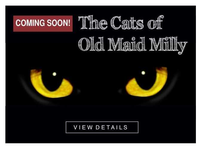 The Cats of Old Maid Milly Escape from the Room Sutton Surrey
