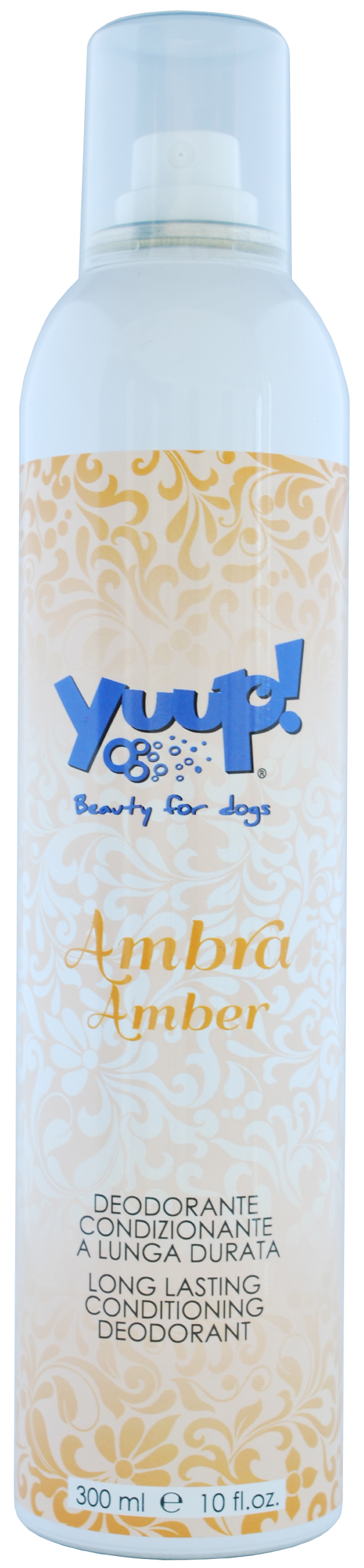 Yuup Amber Long Lasting Conditioning Deodorant