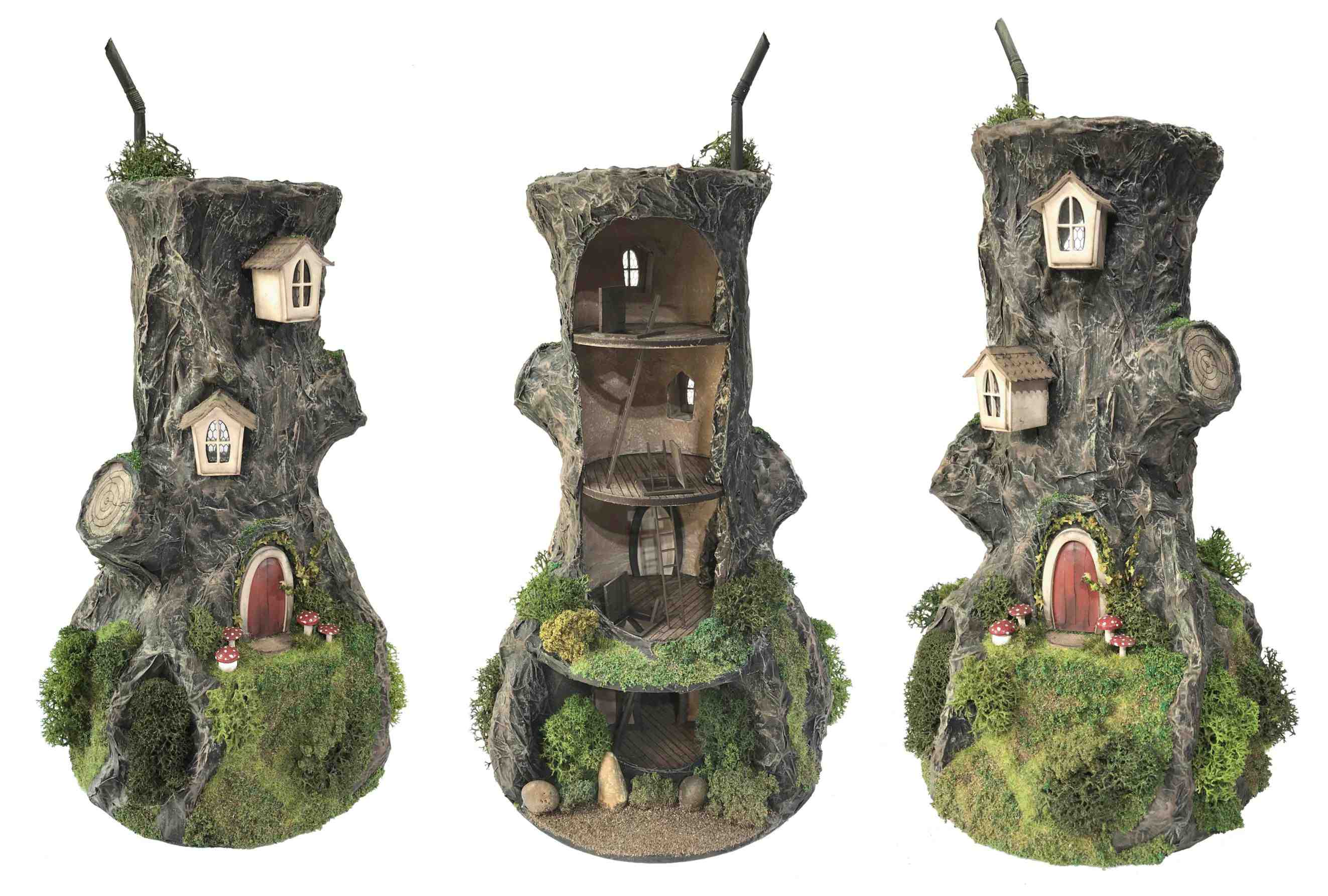 The Little Stump House
