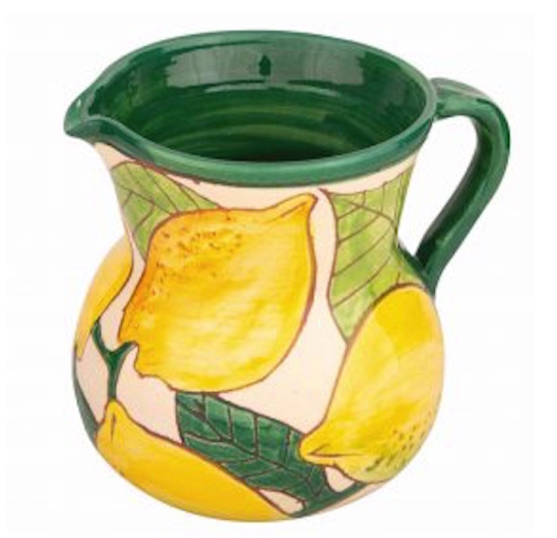 1 litre Selena jug from the Verona range of Spanish Ceramics