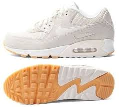 Nike Air Max 90 Light Oat Meal-White-Gum