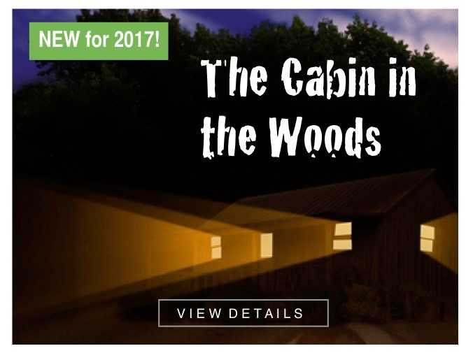 The Cabin in the Woods Escape from the Room Sutton Surrey