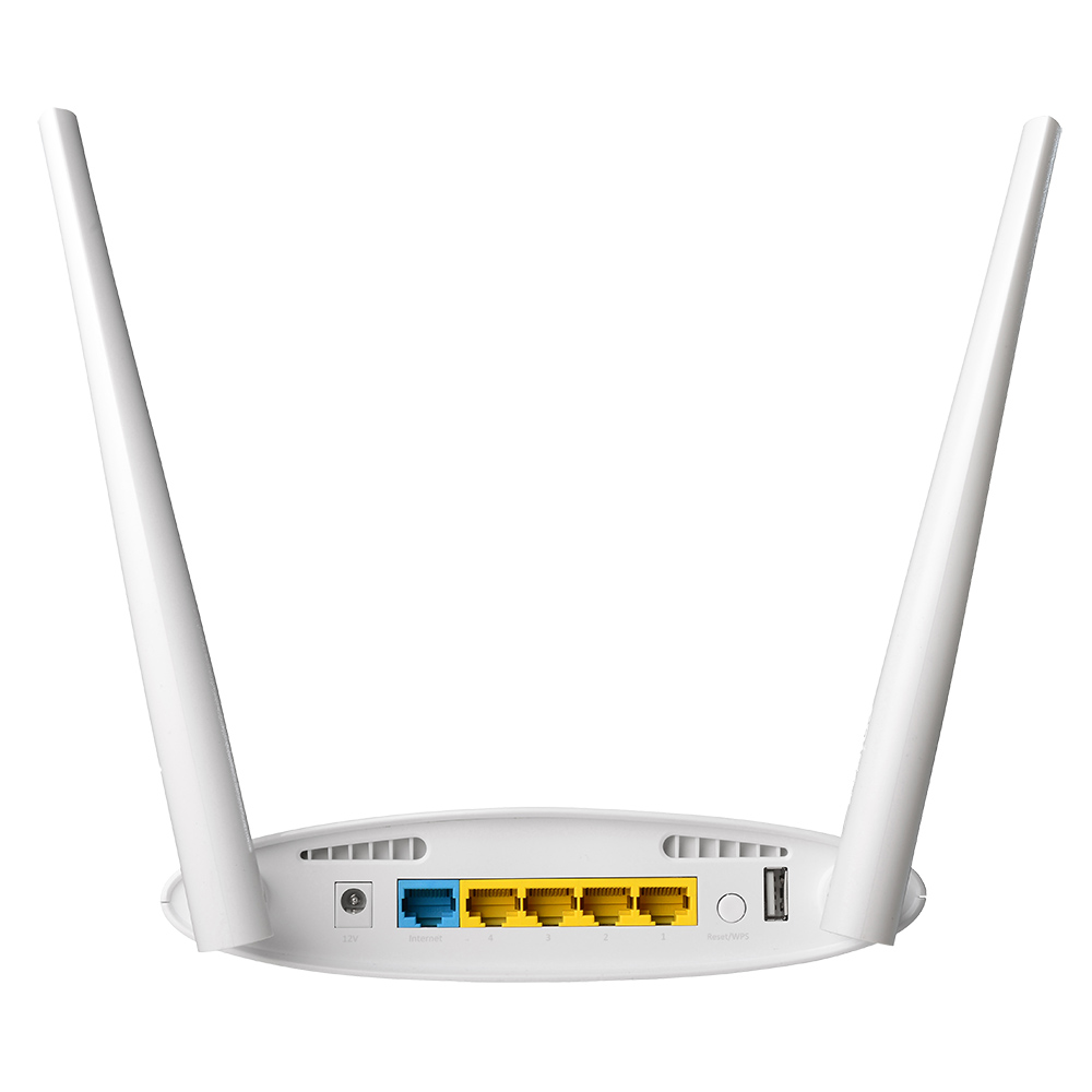 Edimax AC1200 Gigabit Dual-Band Wi-Fi Router with USB Port & VPN