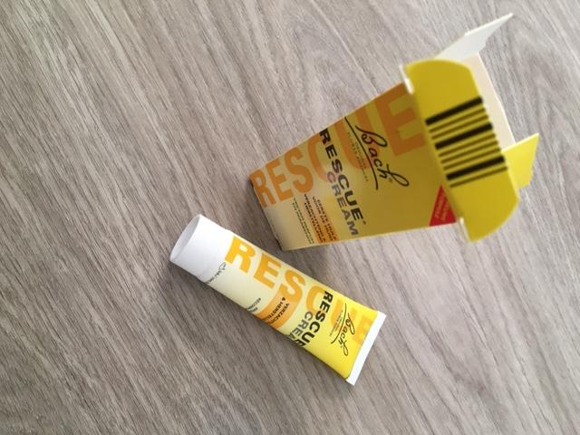 Bach Rescue Cream tube 30 ml