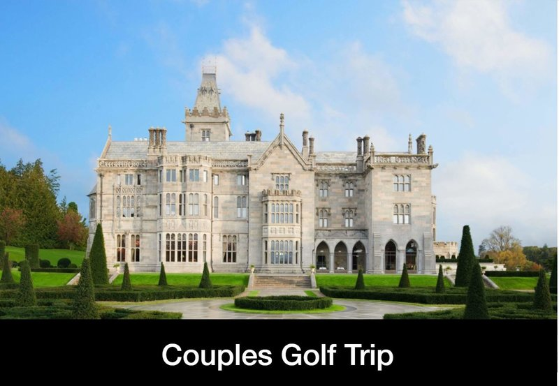 Couples Golf Trip to South West Ireland