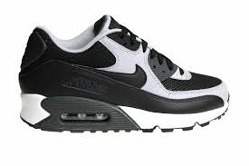 Nike Air Max 90 Black-Grey-White