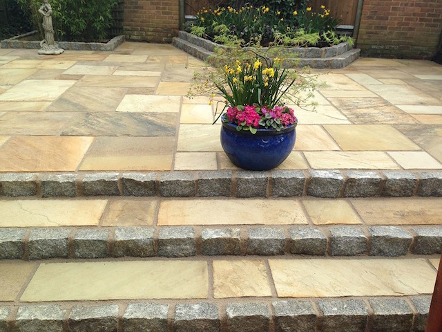Weybridge, Surrey Patio