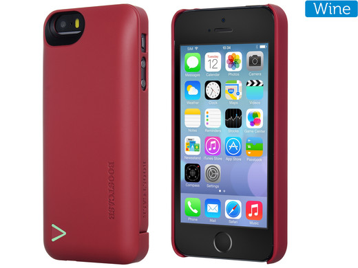 BoostCase iPhone 5 / 5S / 5SE - 2200 mAh
